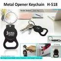 Metal Opener Keychain H 518