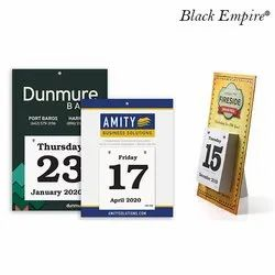 Promotional Daily Calendars