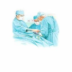 Disposable OT Gown with Cuff