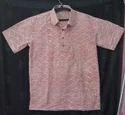 Indian Hand Block Printed Cotton Shirt