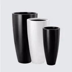 Conical FRP Planter