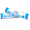 Coral Fax Roll