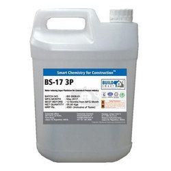 BS 17 3P Water Reducing Superplasticizer Admixture