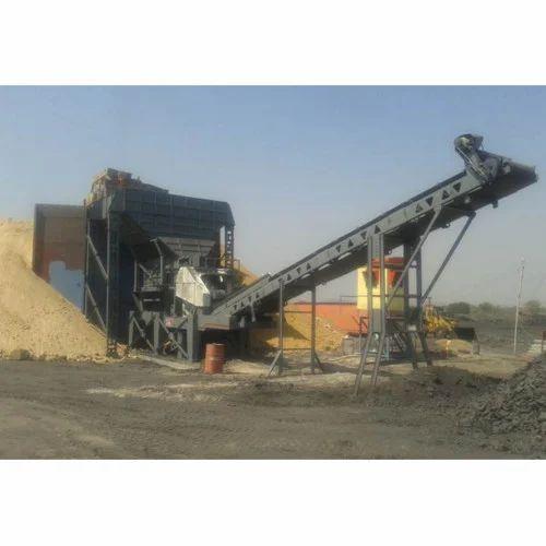 Coal Jaw Crusher