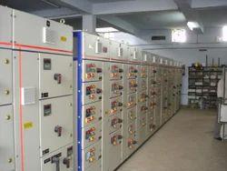 Automatic Mild Steel Motor Control Panel, IP Rating: IP55
