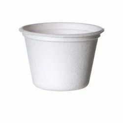 Biodegradable M.D Sugarcane Bagasse Tea Cup