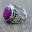 925 Sterling Silver Jewelry Turquoise Gemstone Designer Ring
