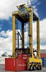 Kalmar Straddle Carrier Repair Service