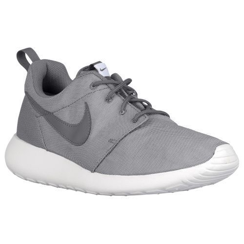 7cd19fec9468 Grey Canvas Nike Roshe One Shoes
