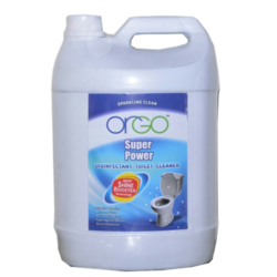 5 Liter Orgo Toilet Cleaner