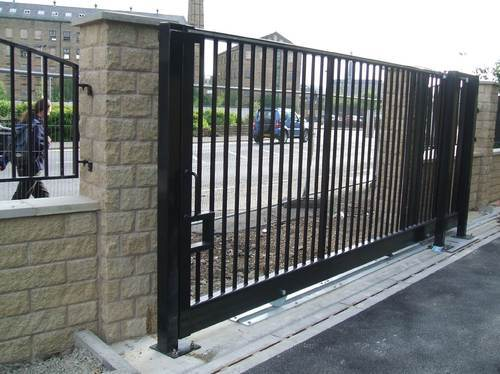 Gate Operators Sliding Gate Dhonaadhi Hitec Innovations