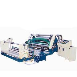 Fabric Rewinding Machine