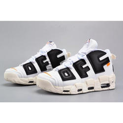 ventaja Hectáreas Se asemeja  White and Black Nike Air Up Tempo Shoes, Size: 41-45, Rs 3999 /pair | ID:  6676213891