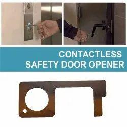 2X Contactless Safe Door Opener Elevator Handle Hygiene Hand Protection Key TK