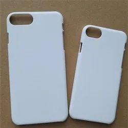 White Blank  Mobile Back Cover for Moto