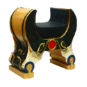 Attractive Egyptian Look Chair