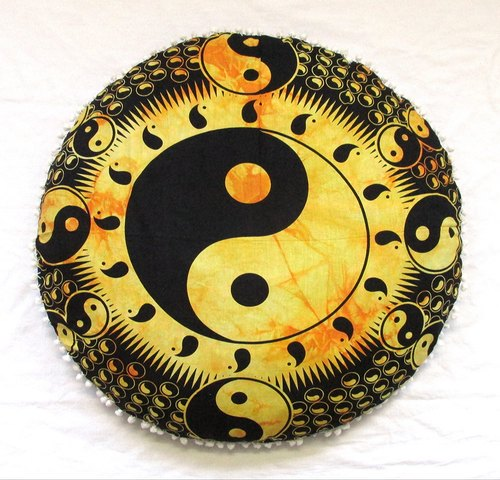 28 Inch Round Cushion Cover