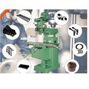 Milling Machine Spares