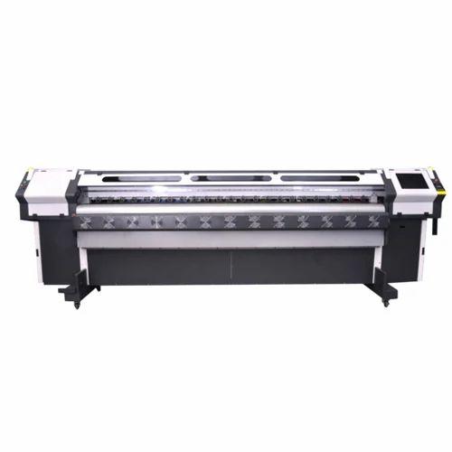 Konica 1024i Flex Printing Machine