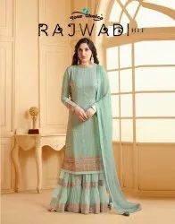 Sharara Ladies Salwar Suits