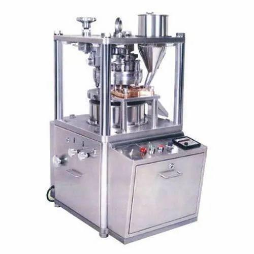 Mini Rotary Tablet Press Machine