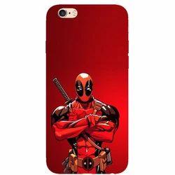 Deadpool Mobile Back Cover