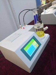 Coulometric Karl Fischer Titrator - Coulometric Titration (Coulomb Analysis)