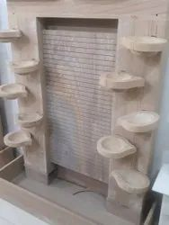Sandstone And Marble Fountain group