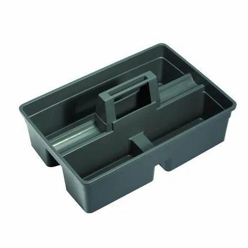 Plastic Caddy Basket