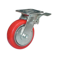 50 x 25mm PU Caster Wheel