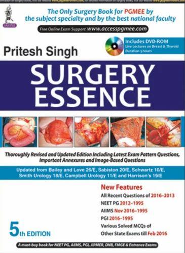 Surgery Essence 5th Edition Book
