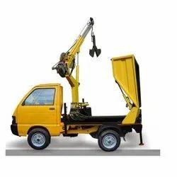 Trailer Mounted Nala Cleaning Machine