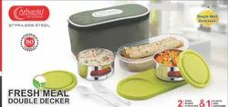 Arhanto Fresh Meal Double Decker Lunch Box