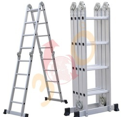 Aluminum Folding Carrier Ladder