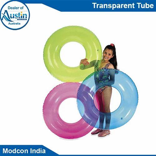 30 Inch Transparent Swim Ring