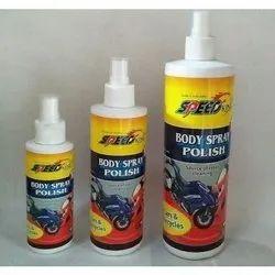 Speed King Cars & Motorcycles Body Spray Polish