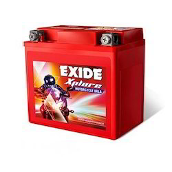 Exide Xplore Bike Battery, Battery Type: Dry Charged Battery, Voltage: 12v