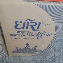 Dhara Soya Oil