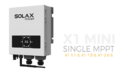 1kw, 1ph Grid Tied Solar Inverter- Solax