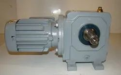NBE Three Phase Gear Electric Motor