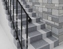 Plain Step Riser Tiles