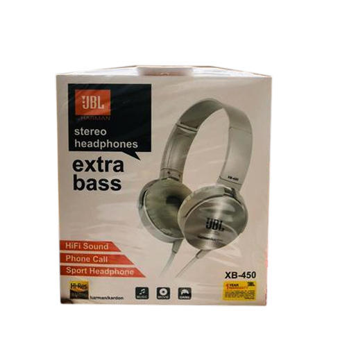 Wireless XB-450 JBL Stereo Headphone