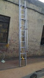 WALL EXTENDABLE LADDER