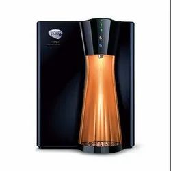 HUL Pureit Copper Mineral RO UV MF 8 Litre Water Purifier Black