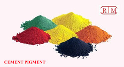 Cement Pigment Colour
