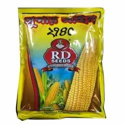 Dried Super Shine 2740 Maize Seeds, Packaging Type: Pouch, Packaging Size: 1 Kg