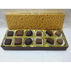 Rectangular Chocolate Gift Box