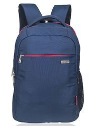 Ladies Cosmus Donex Navy Blue Laptop Backpack