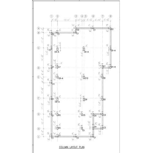 Electrical Layout, Architectural Working Drawing in Old Delhi Road ...