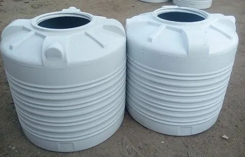 4 Layer Plastic Water Tank Capacity 500 1000 L Rs 4 80 Litre Id 11179477933